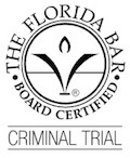 Criminal Trial Badge